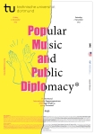 Popular Music and Public Diplomacy Poster