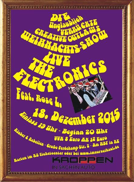 The Electronics X-mas